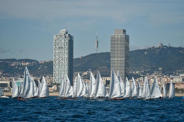 Nuevo desafío entre los patinistas de los dos clubes de Barcelona
