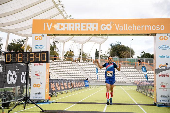 El nuevo Vallehermoso pone el broche de oro a la IV Carrera GO fit