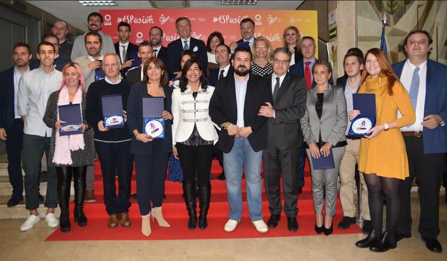 Duet Sport, AltaFit y Body Factory, premiados por su promoción del deporte