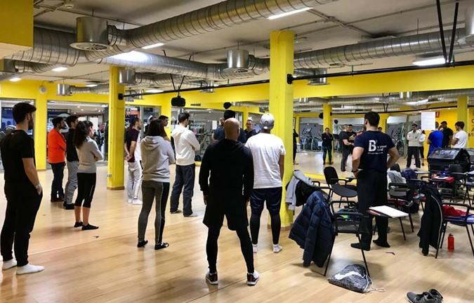 El Pilates triunfa en el V Congreso ÑFIT