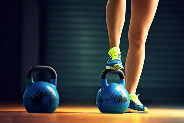 Los beneficios de trabajar la fuerza en los runners