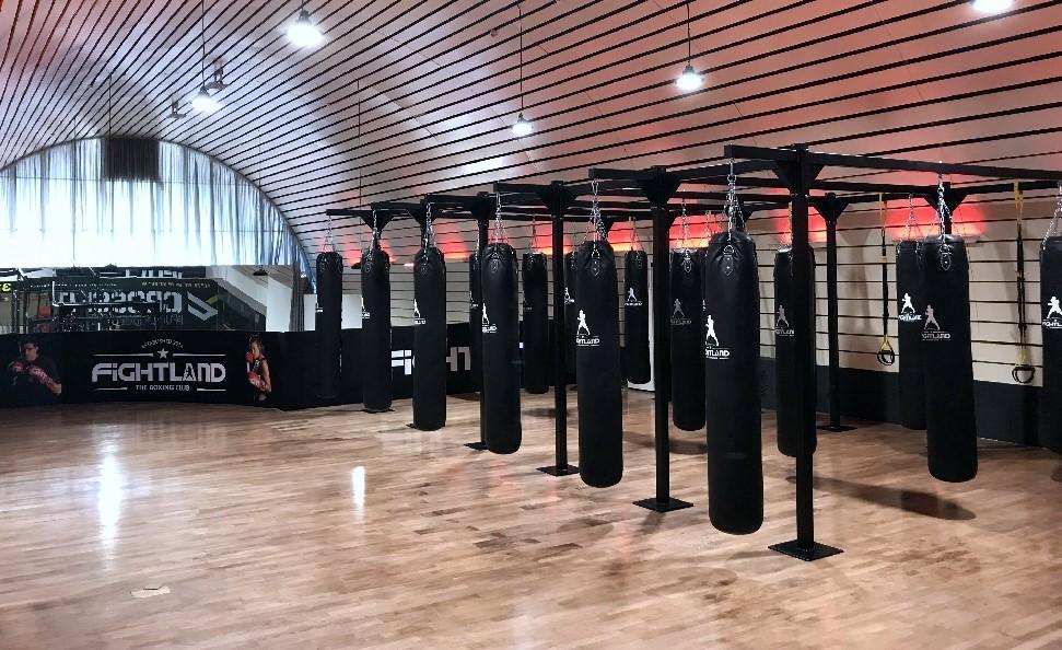 Fightland desembarca en la Comunidad Valenciana abriendo en Alicante