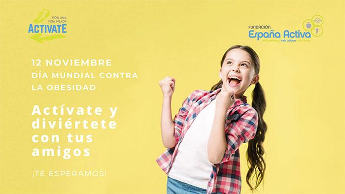 La Fundación España Activa intensifica la lucha contra la obesidad