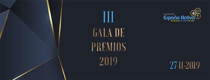 La Fundación España Activa celebra su tercera Gala de Premios