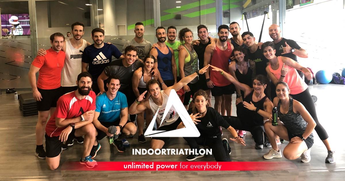 Indoor Triathlon completa su formación para los entrenadores de DreamFit