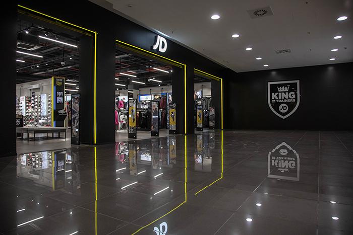 JD Sports llega a las 60 tiendas en España tras abrir en Alcoy y Gran Canaria