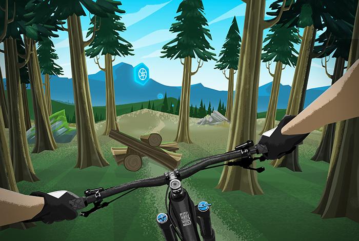 Shimano lanza el juego interactivo Trail Trap