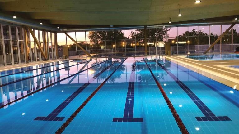 Las nuevas piscinas de Salamanca apuestan por las terapias