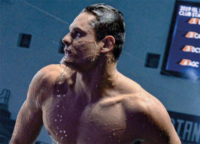 El campeón olímpico Florent Manaudou ficha por Arena en su regreso a la natación