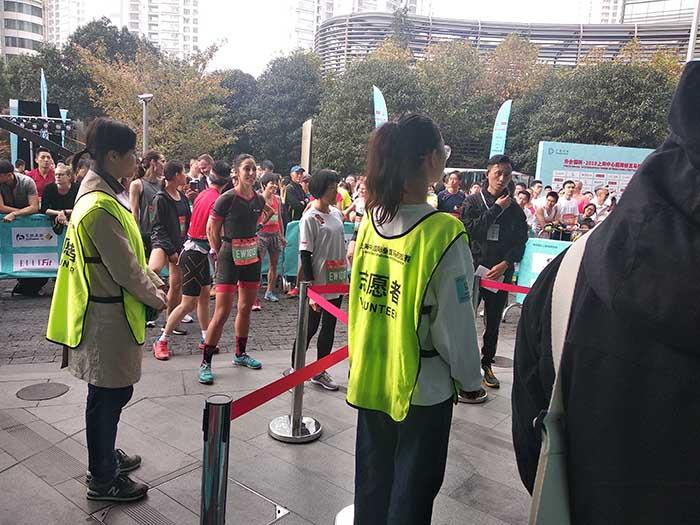 La corredora de Lurbel María Beltrán roza el Top 10 en la subida a la Shanghai Tower