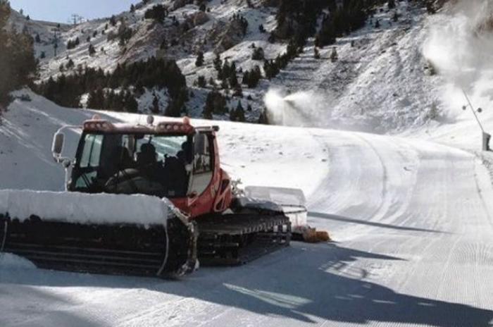 Masella vuelve a adelantar el inicio de la temporada de esquí y abre hoy sus pistas