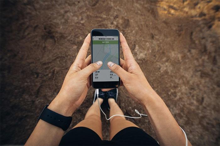 5 utilidades del teléfono móvil para los runners