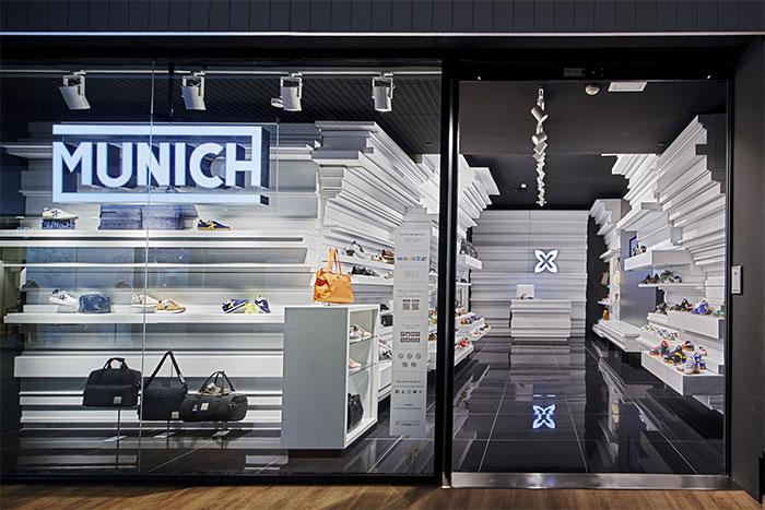 Munich se refuerza en Madrid y se acerca a los 20 comercios propios en España