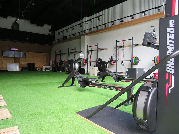 AllFreeWeight crece en Mallorca equipando el nuevo gimnasio Next Level