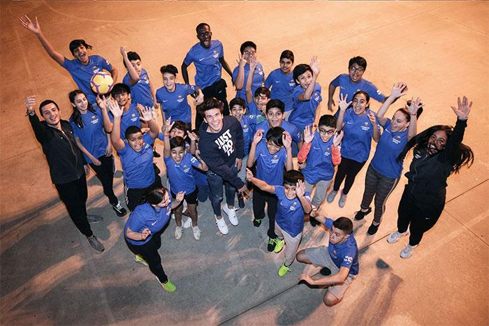 Nike facilitará el acceso al deporte a los niños barceloneses