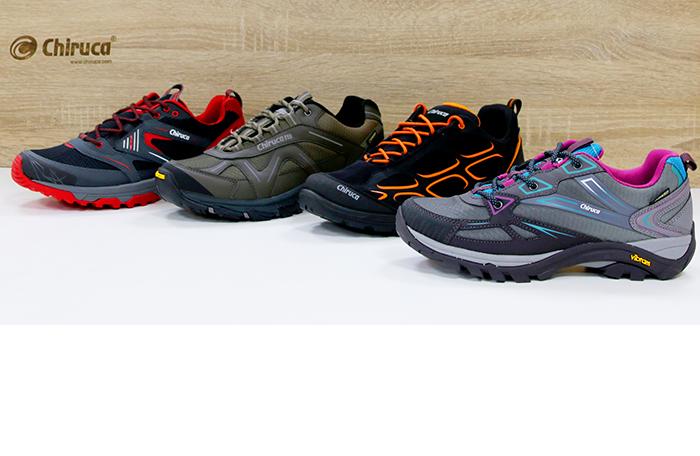Chiruca renueva su línea de zapato bajo multifuncional