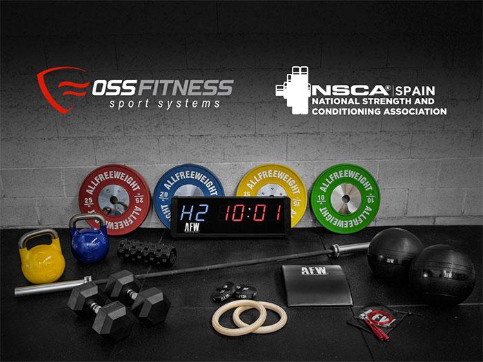 Oss Fitness y NSCA Spain renuevan su acuerdo de patrocinio