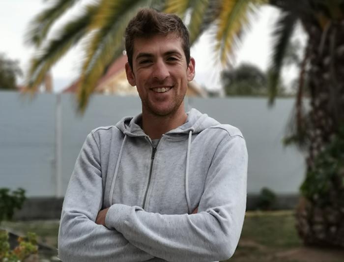 Pablo Rodríguez se incorpora al BH Templo Cafés UCC