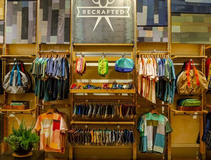 Patagonia abre su primera tienda de ropa usada