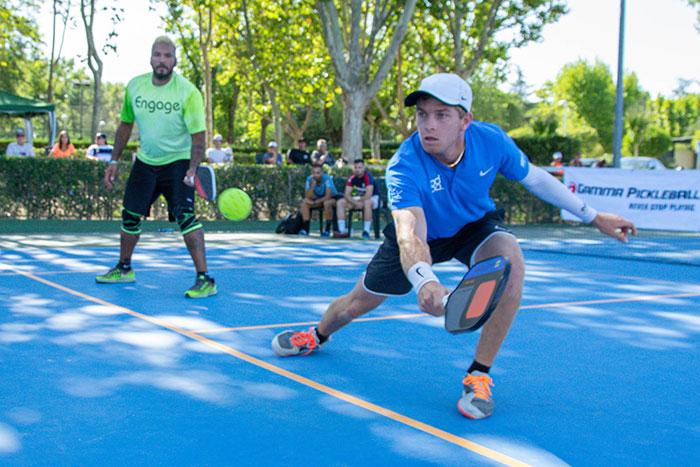 Pickleball, el deporte de raqueta que se postula como sucesor del pádel
