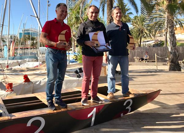 Quim Esteba conquista su tercer campeonato de España