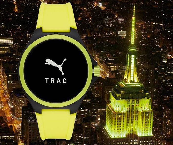 Puma se adentra en el mercado de los smartwatch