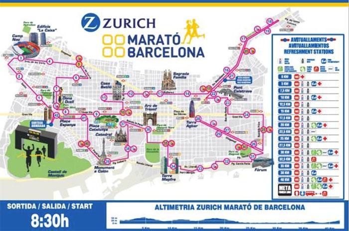 La Zurich Marató Barcelona prepara su edición más mágica