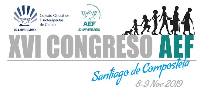 Rocfit acudirá al XVI Congreso AEF de Fisioterapia