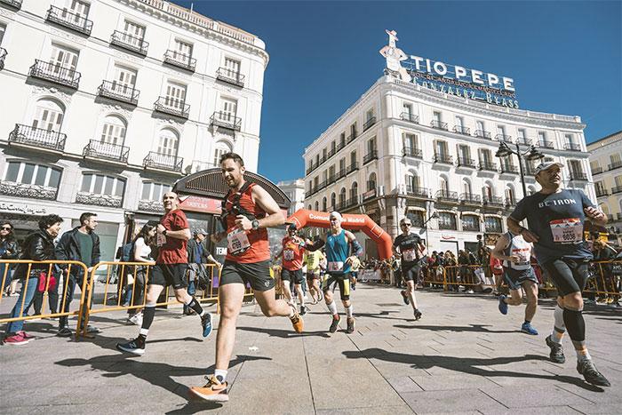 El EDP Rock 'n' Roll Madrid Maratón y Medio renueva su etiqueta Oro