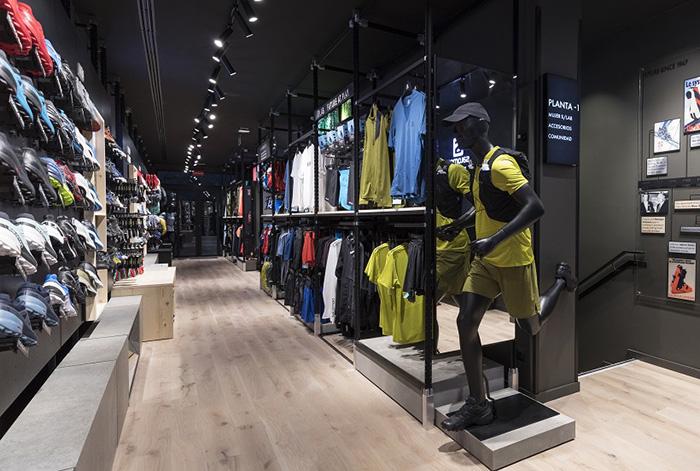 Salomon inaugura su tercera tienda propia en España