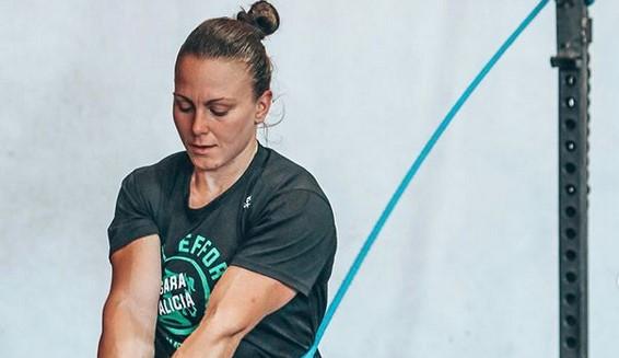 Sara Alicia Fernández, la única española en los CrossFit Games 2020