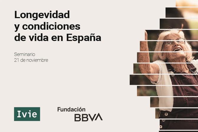 Seminario sobre 'Longevidad y condiciones de vida en España'