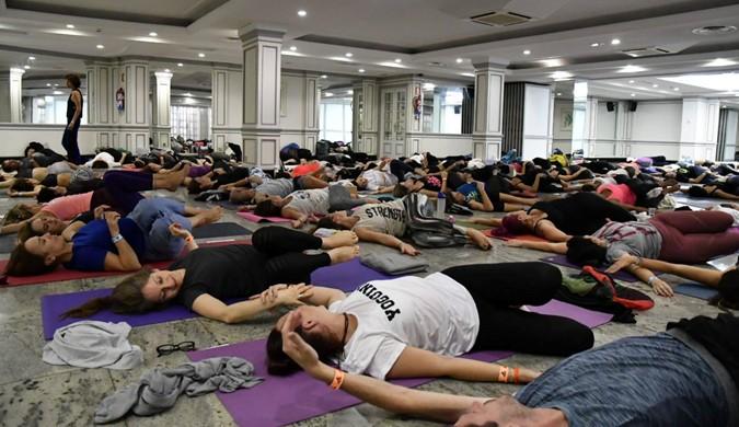 El III Madrid Yoga Congress finaliza con éxito