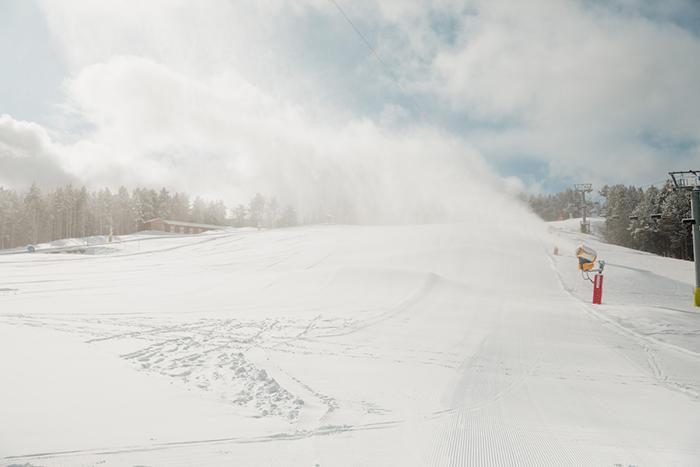 Vallnord inaugura la temporada este sábado con el 89% de pistas abiertas
