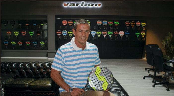 Varlion lanza junto a Duet Sports su academia profesional de pádel