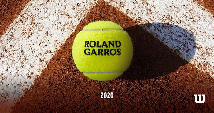 Wilson sucede a Babolat como pelota y cordaje oficial de Roland-Garros