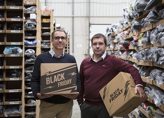 Deporvillage prevé facturar más de 2 millones de euros en la campaña de Black Friday