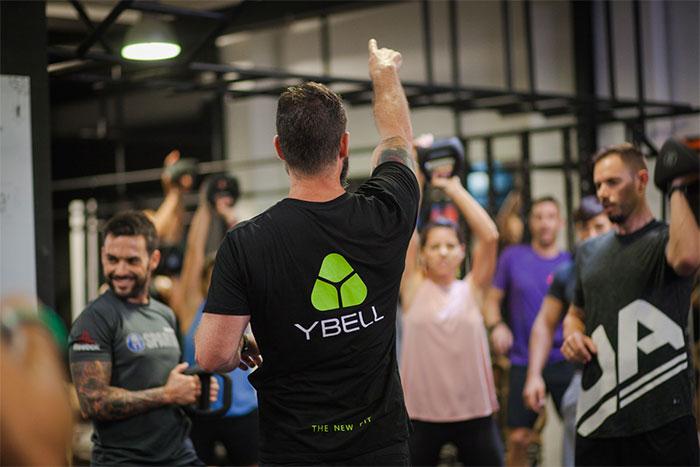 Fit4Life forma a los primeros instructores de YBell Fitness en España