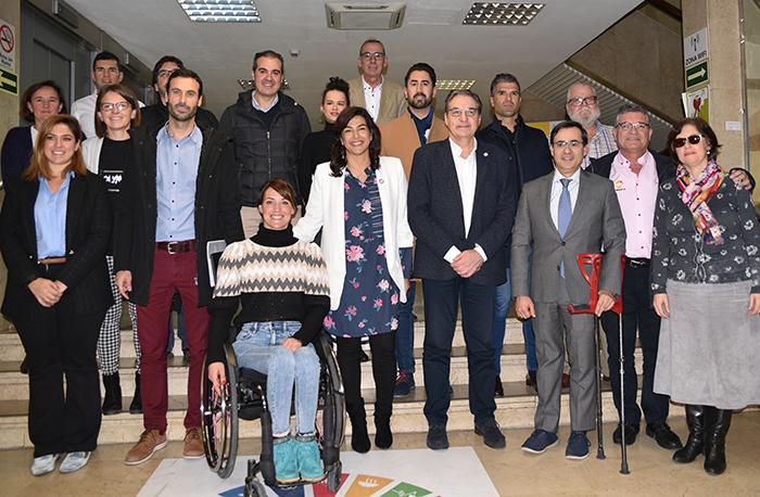 La Mesa del Deporte Inclusivo activa un plan de actuación para perseguir la igualdad
