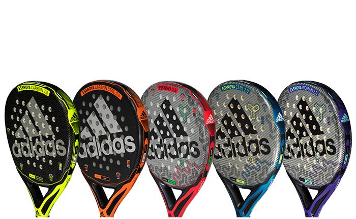 Adidas Padel presenta su nueva colección 2020