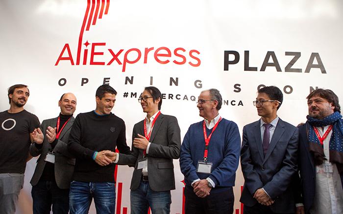 AliExpress abre en Barcelona su segunda tienda física en España