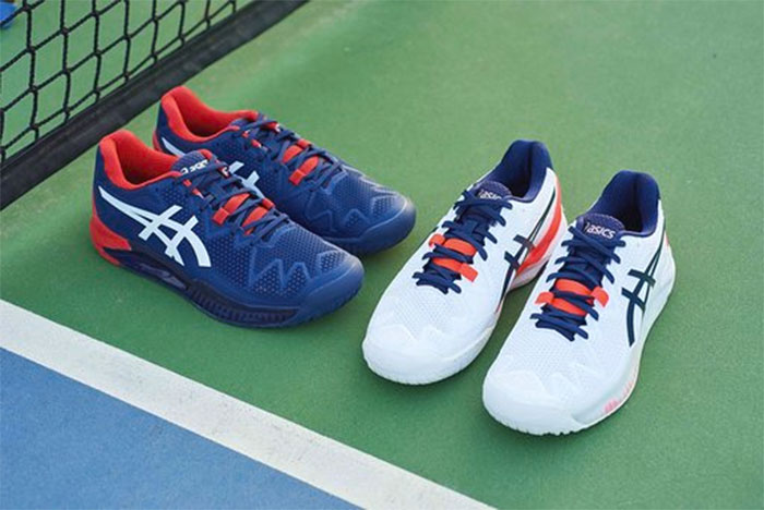 Asics actualiza su zapatilla de tenis Gel Resolution