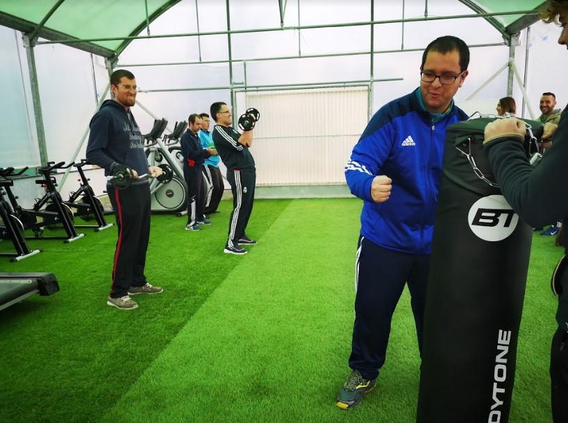 """""""El deporte ayuda a regular emocionalmente a las personas con TEA"""""""