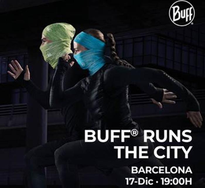 Buff organiza una salida de 'city running' en Barcelona