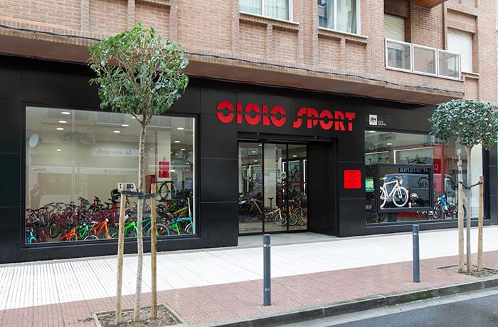 Ciclo Sport unifica sus dos tiendas de Logroño en un único establecimiento