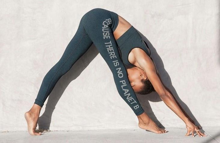 Ecoalf lanza su primera línea de Yoga sostenible