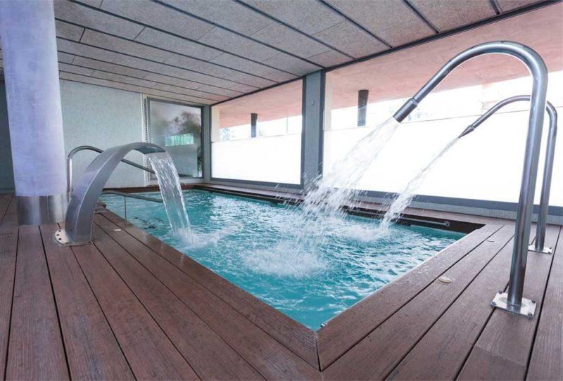 El Club de Tenis Barcino renueva parte de sus instalaciones Wellness