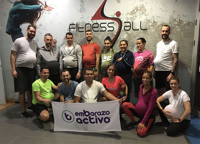 Embarazo Activo crece en Tenerife de la mano de Fitness4All