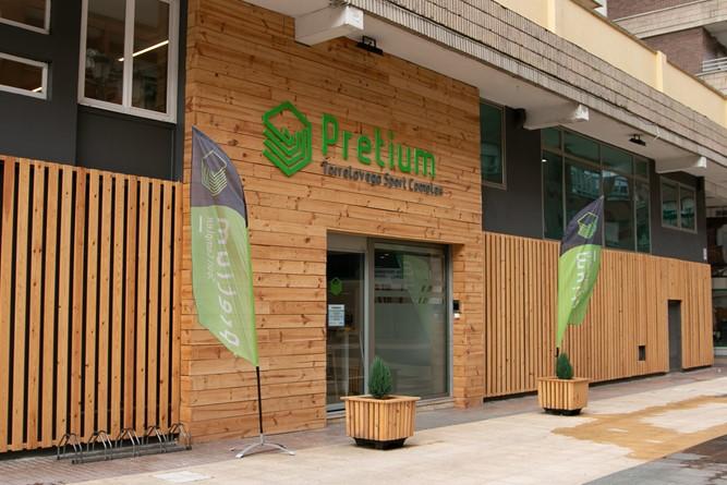 Matrix equipa el nuevo centro Pretium Sport Torrelavega
