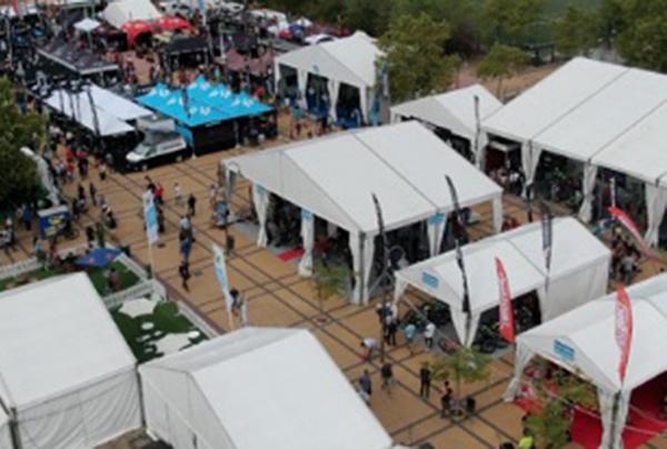 Festibike anuncia cambios en la distribución de la zona expo